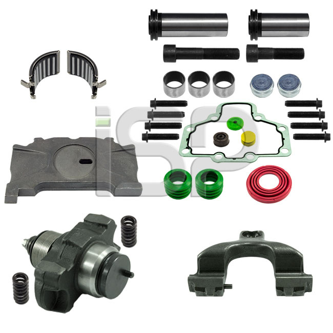 Caliper Complete Repair Set (With Pin) - L