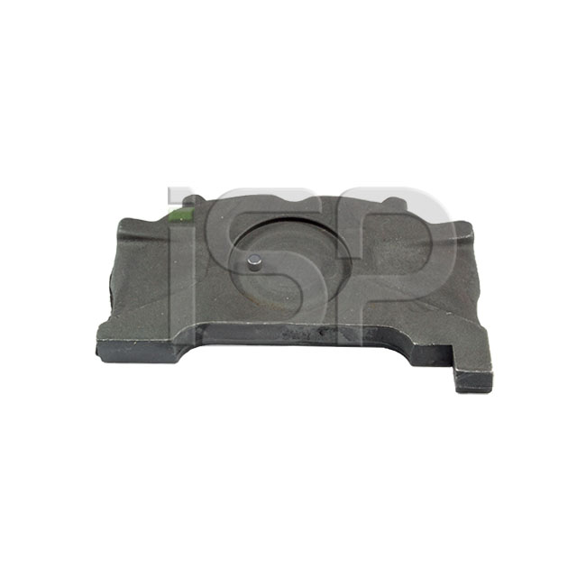 Brake Lining Plate (With Pin) - R