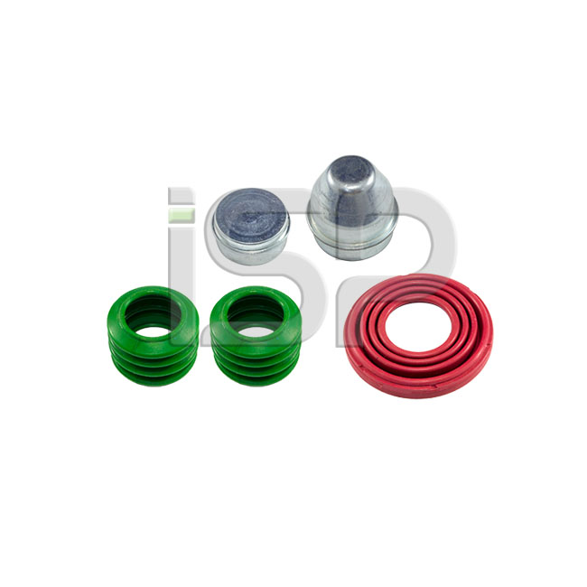 Caliper Boot & Pin Cap Set