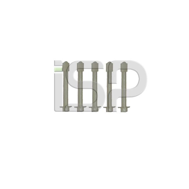 Plastic Gear Shaft Set