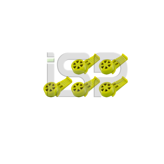 Caliper Reset Shaft Plug Set
