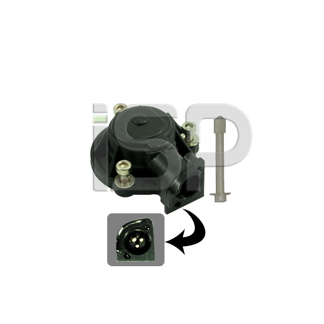 Caliper Plastic Cover (Three Wires Sensor)