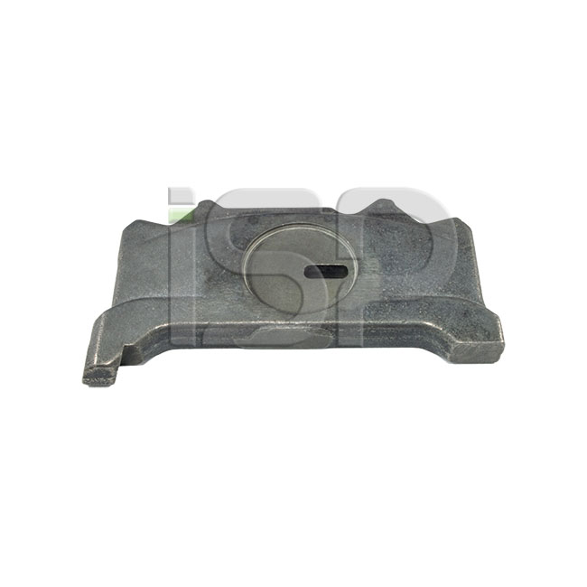 Brake Lining Plate (With Groove) - L