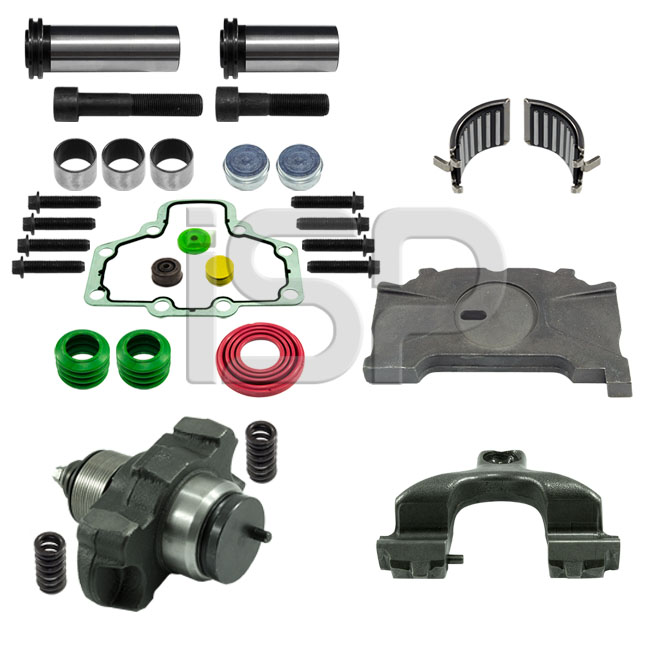 Caliper Complete Repair Set (With Pin) - R