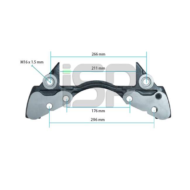 K001497-Caliper Carrier-Right