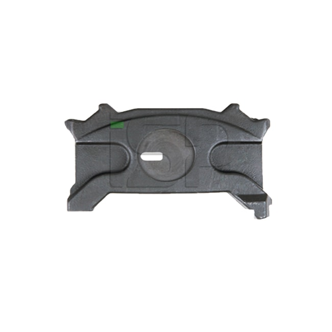 Brake Lining Plate (With Groove) - R