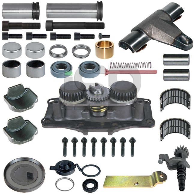 Caliper Complete Repair Kit - L