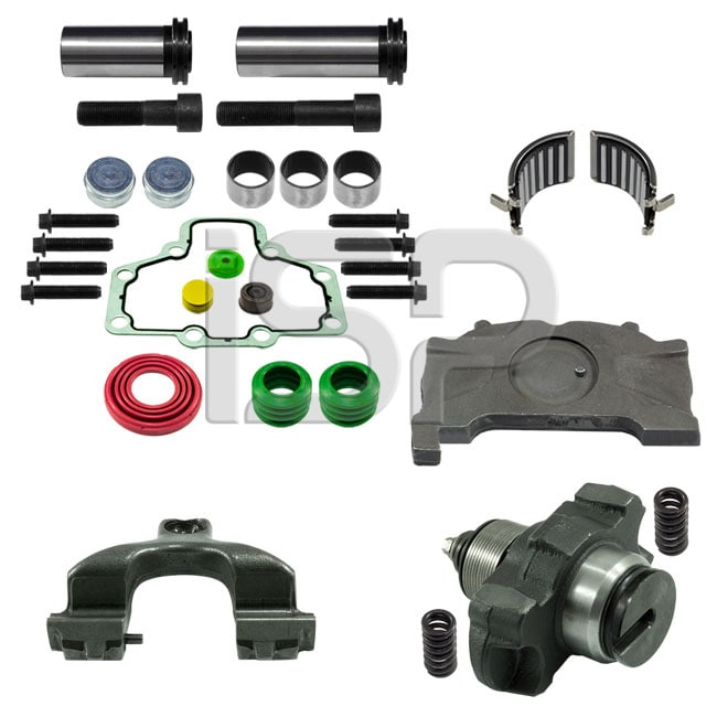 Caliper Complete Repair Kit - L - (With Groove)