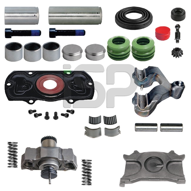 Caliper Complete Repair Kit - L (AROCS Front)