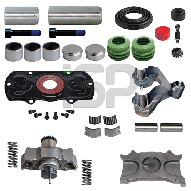Caliper Complete Repair Kit - R (AROCS Front)