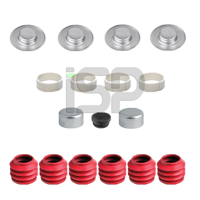 91013-Caliper Pin Boot-Cap Set
