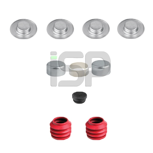 91014-Caliper Pin Boot  Cap Set