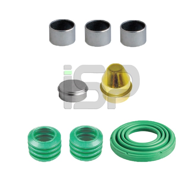 Caliper Boot & Pin Bush Set