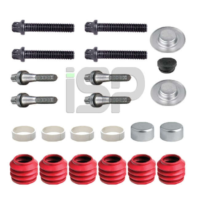 94660 - 5021174174 - 3434385702 - 3434385801 - Caliper Pin Bolt Repair Kit