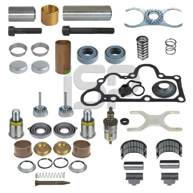 Caliper Complete Repair Kit - R - (Without Lever)